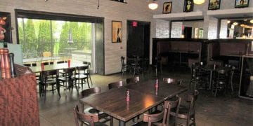parkers grille dining room reopens
